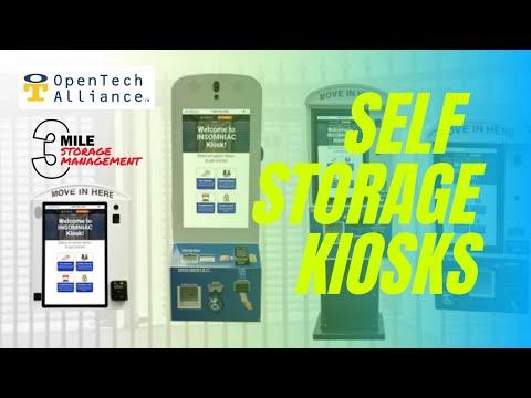 Self Storage Kiosks with Jon Loftin from OpenTech Alliance.