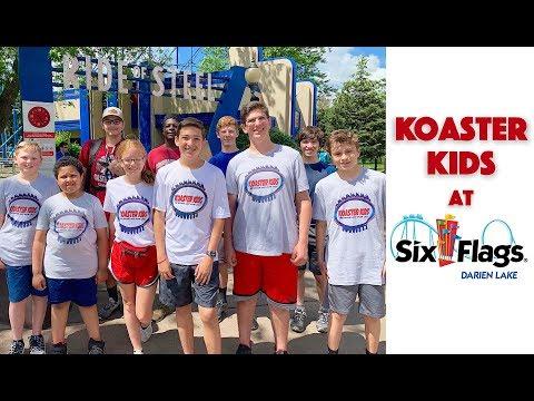 Koaster Kids At Darien Lake