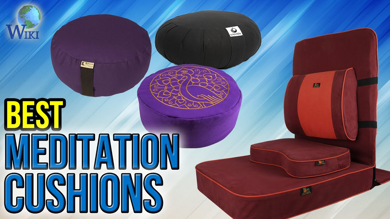 Best Meditation Cushions YouTube - Best meditation cushions to buy right now