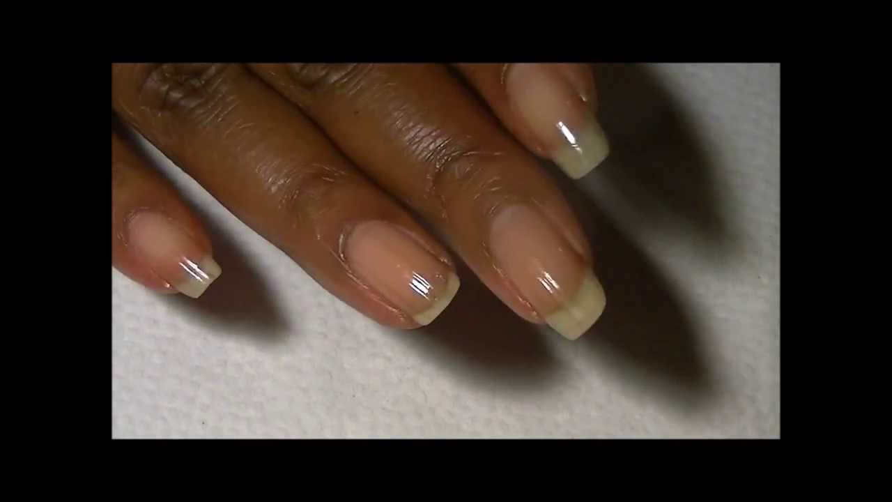 How to Moisturize Your Nails Naturally! - YouTube