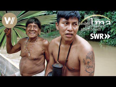 Ecuador   Ein moderner Indianer - Länder Menschen Abenteuer SWR