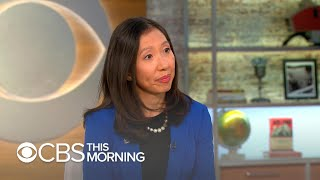 "Planned Parenthood president Dr. Leana Wen says ""health care shouldn't be political"""
