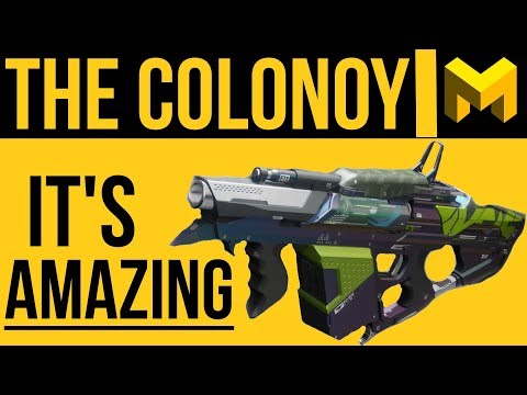 Destiny 2 - The Colony Review: A must have Exotic