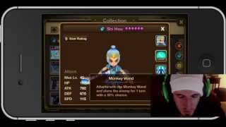 SUMMONERS WAR : Review of the 5 *NEW* monsters: Monkey King, Beast Monk and more