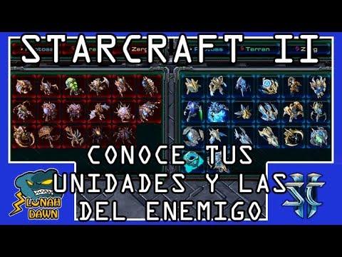 Starcraft 2 - Conoce tus Unidades/Estructuras y las del enemigo