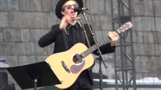 Beck - Fourteen Rivers Fourteen Floods - Newport Folk Festival - 7-28-13