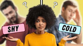 Is He SHY or Just Not Into You?