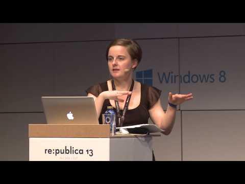 re:publica 2013 - Manuela Schauerhammer: Heute aufwachsen in Digitalistan: Die neuen mündigen Mensch on YouTube