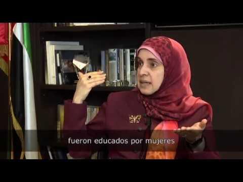 Entrevista a la Excma. Sra. Embajadora UAE.