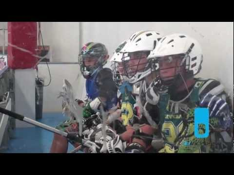 3d Lacrosse / Leverage Lacrosse | Box Immersion Camp | Youth Division Highlights | Day One