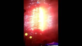 2016台北最high新年城跨年晚會-倒數10秒+跨年煙火