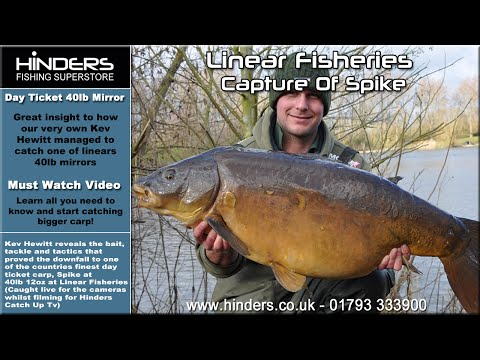 Linear Fisheries - The Capture Of Spike