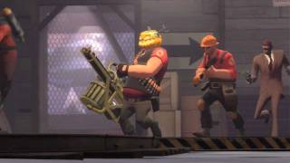15 Kill Streak Sniper Spree (Team Fortress 2 Replay)