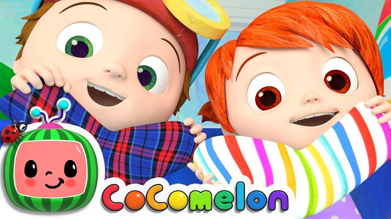 Download The Socks Song   CoComelon Nursery Rhymes & Kids Songs