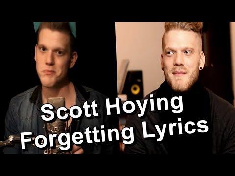 Scott Hoying - King Of Forgetting Lyrics