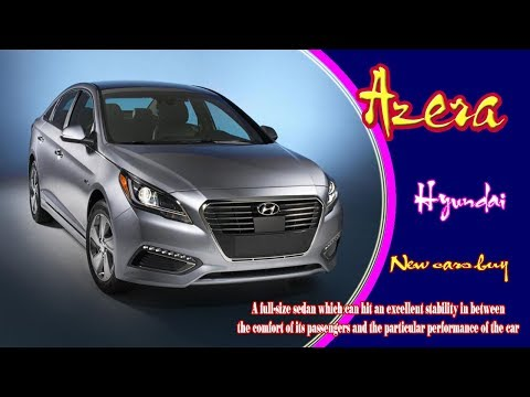 2020 Hyundai Azera | 2020 hyundai azera usa | 2020 hyundai azera limited | new cars buy