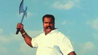 Narasimhudu Action Scenes - Pothuraju Killed Entire Famili Of Nelakanta Sastri - Kalabhavan Mani