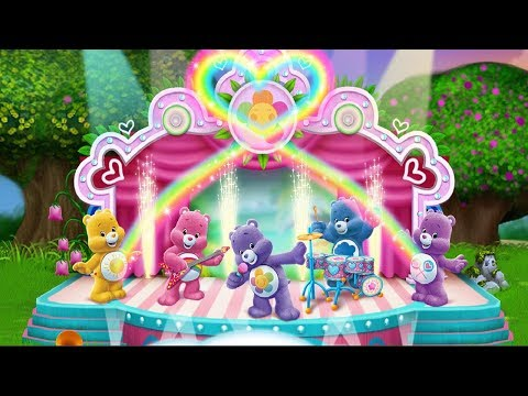 Fun Care Bears Music Band -  Makeover Dress Up Game for Kids gameplay Coco Play By TabTale