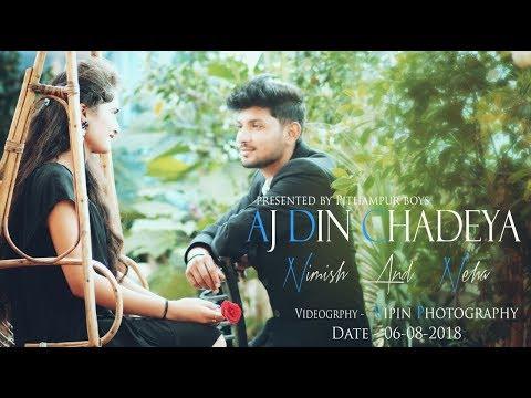 AAJ DIN CHADEYA - Unplugged Cover | Namita Choudhary |Love Aaj Kal pur boys