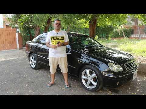 Mercedes Benz C200 W203   Bamwheels English Review