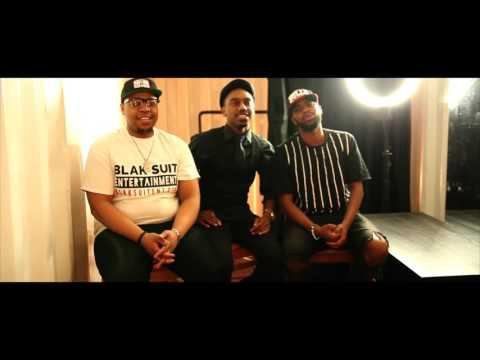 Soundz Of RnB Interview on BLAK SUIT TV
