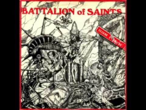 Battalion Of Saints - the second coming (FULL ALBUM)