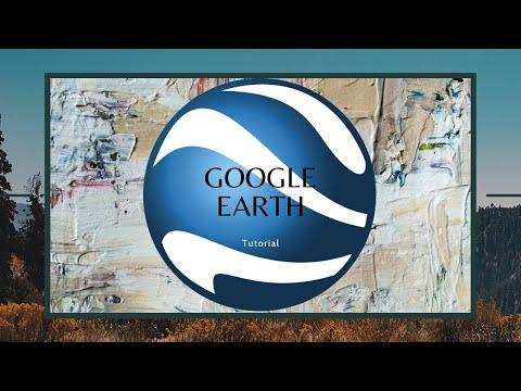 Memasukkan Data Titik Koordinat TPS Kedalam Aplikasi Google Earth (GE).