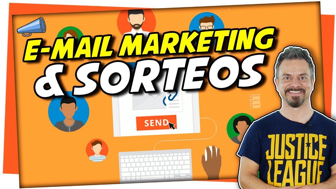 🔔 ¡Combina el Email Marketing y los Sorteos para hacer Crecer tu Alcance!