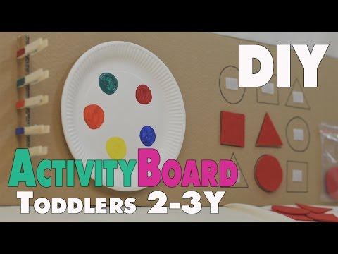 diy-activity-board- -ideen-für-kleinkinder-von-ca.-2-3-jahren- -mamiblock---der-mami-blog
