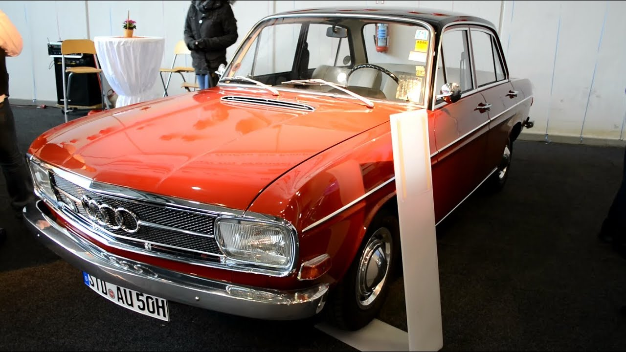 Audi 60 l DKW 60l - YouTube