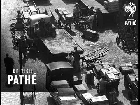 The City Of London Reel 4 (1951)