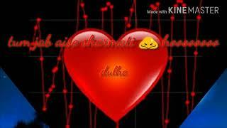 Ye Phool 🌷Tumhare jeewar Hai Yeh 🌙Chand tumhara Aaina romantic love WhatsApp status