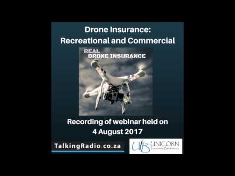 Drone Insurance Webinar   Recreational and Commercial