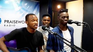 Gospel Force Performs 'All Power' and Rock Medley on Praiseworld Radio