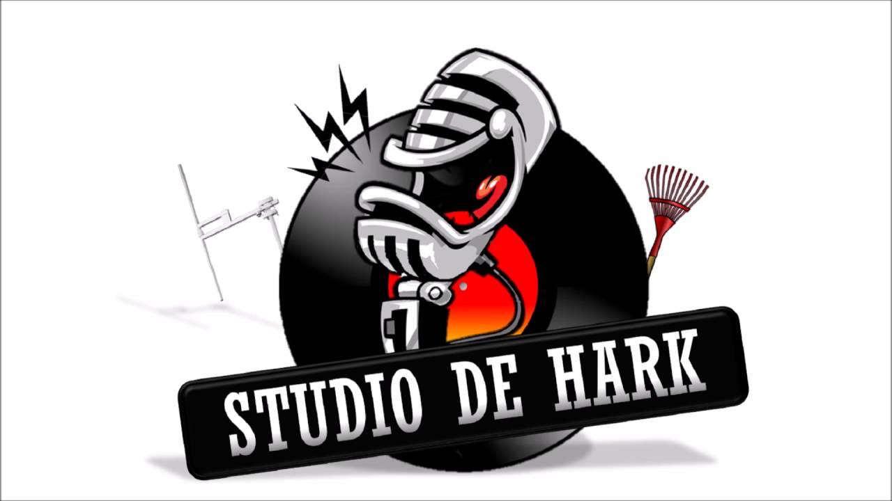 Geheime zender opname * Studio de Hark * 96.5 MHz * 14-05