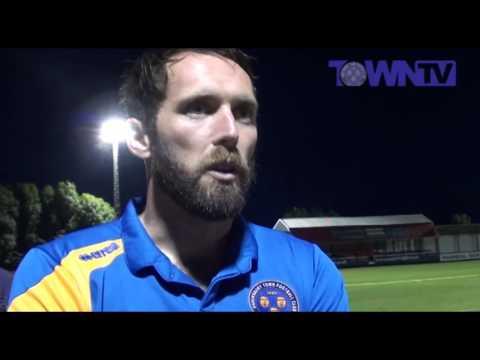 INTERVIEW | Jim O'Brien post Stourbridge (pre-season) - Town TV