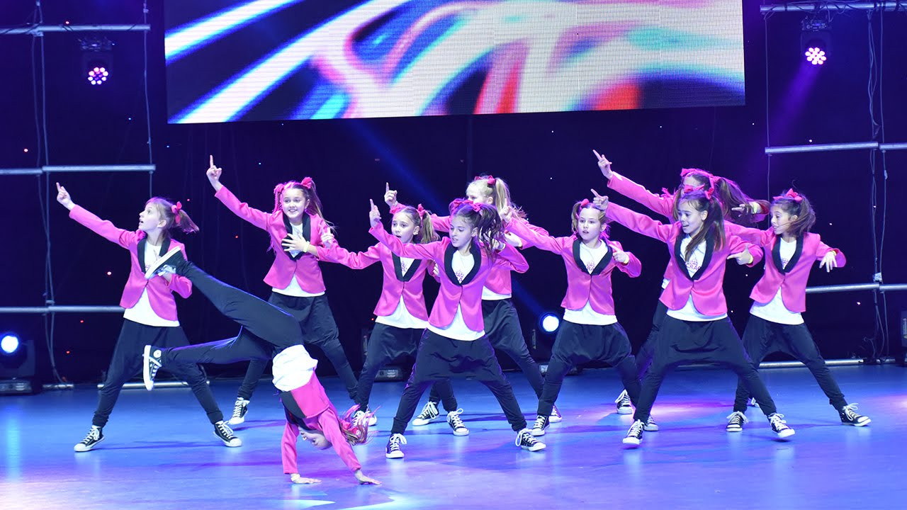 FIRECRACKERS - 1st Place Hip Hop Group Kids / Dance Fest ...