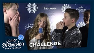 Challenge: Junior Eurovision Quiz - Junior Eurovision 2018
