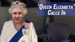 'Queen Elizabeth' Calls In - Jim Norton & Sam Roberts