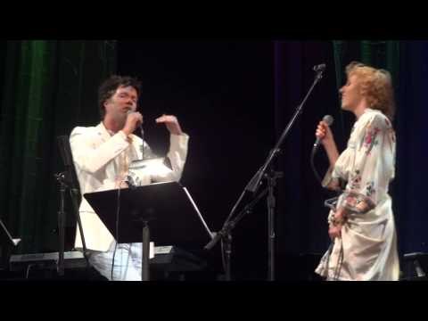 Rufus & Martha Wainwright  Dont Go Breakin My Heart  Kates Kids  BAM  26th June 2013