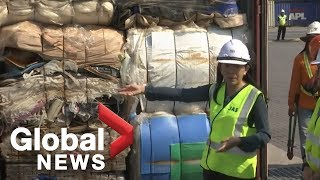 Malaysia to ship back tonnes of plastic waste to Canada and other nations