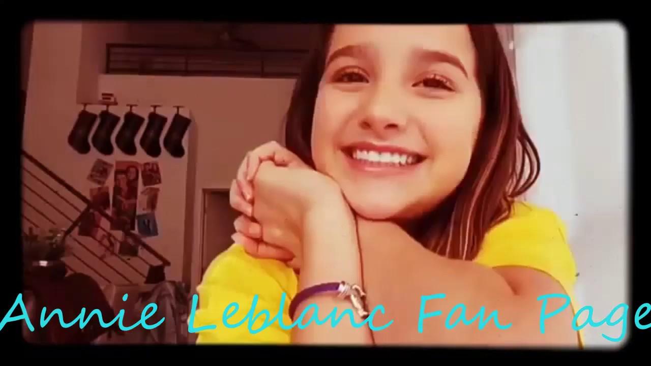 da78d814b03 Annie Leblanc All I Am (thank you so much for 130 subscribers) - YouTube