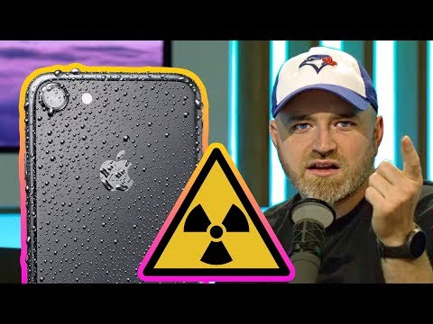 iPhone Radiation Levels Measure Unsafe