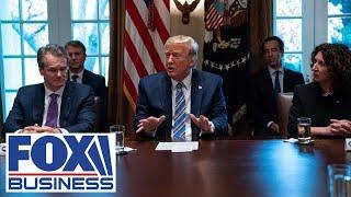 Citi CEO tells Trump coronavirus is 'not a financial crisis'