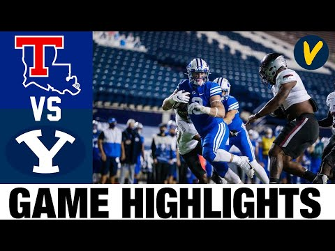Louisiana Tech vs #22 BYU Highlights   Week 5 College Football Highlights   2020 College Football
