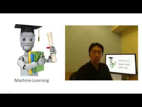 Lecture 1.2 — Introduction Supervised Learning — [ Machine Learning | Andrew Ng ]