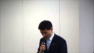 【2013.4.25】ICTコトづくり検討会議 柴山昌彦総務副大臣