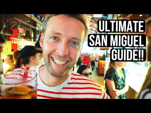 Mercado De San Miguel: What To EAT & DRINK!