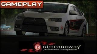 Simraceway Gameplay PC HD