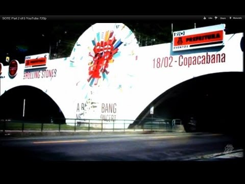 The Rolling Stones - Salt of the Earth Documentary Chapter 2/5 (Rio)